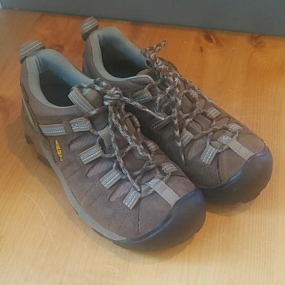bf60d62a735 Keen Targhee II waterproof hiking boots size 8